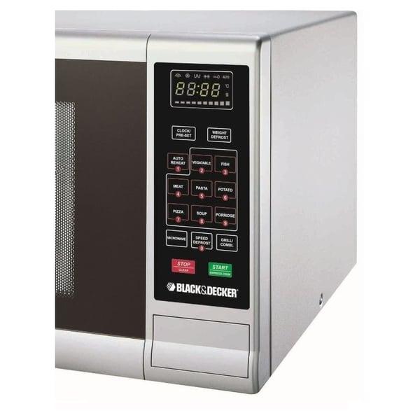 black decker microwave oven mz3000pgb5