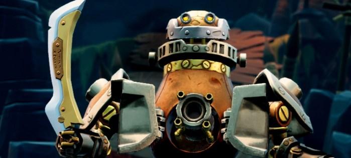 Свежий трейлер Torchlight Frontiers представил нового героя — боевого автоматона