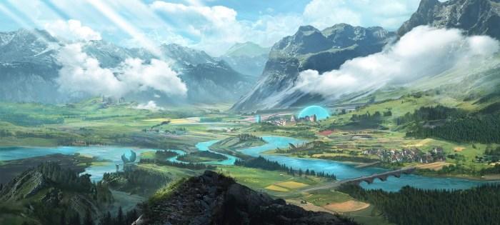 Релизный трейлер MMORPG Legends of Aria, вдохновленной классической Ultima Online