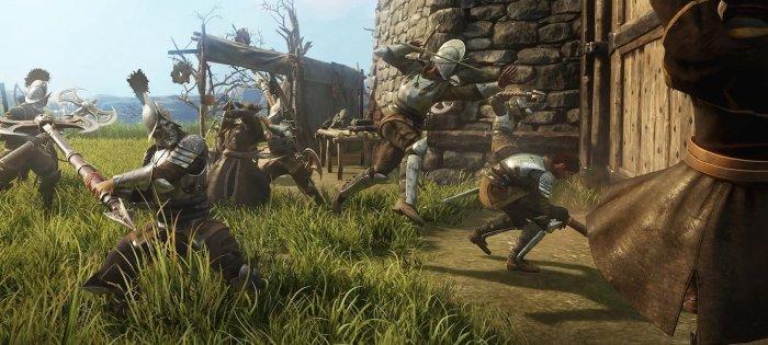 Боевая система New World будет напоминать Dark Souls