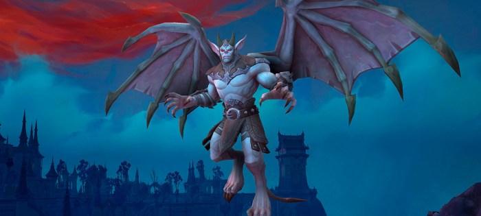 World of Warcraft: Shadowlands получит мировые PvP-квесты