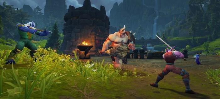 В World of Warcraft стал доступен препатч Shadowlands