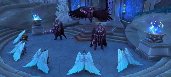 Blizzard готовит игроков к выживанию в WoW: Shadowlands