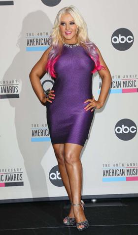 Fridays Fashion Fails Christina Aguilera And Elle Fanning