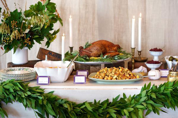 Autumn Thanksgiving Tablescapes