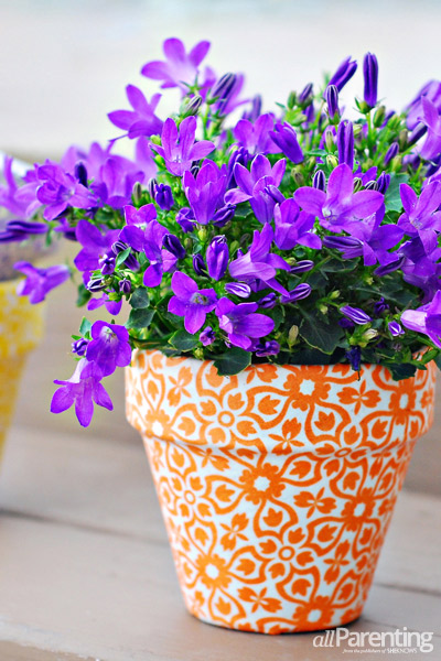 fabric covered pots allParenting