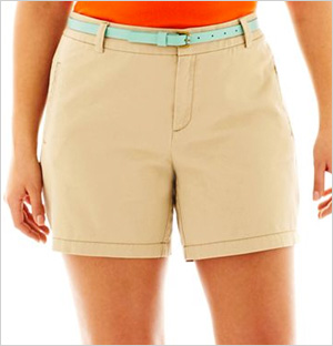 Welt Pocket Shorts, jpc (jcpenny, $30)