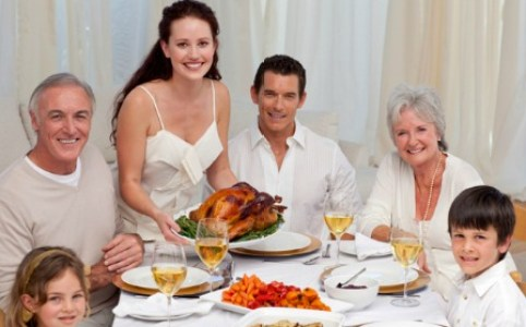 Even if they look nice, surviving Thanksgiving with your family is still hard