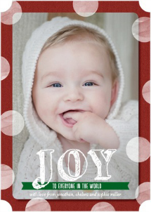 Christmas Card Trends For 2013