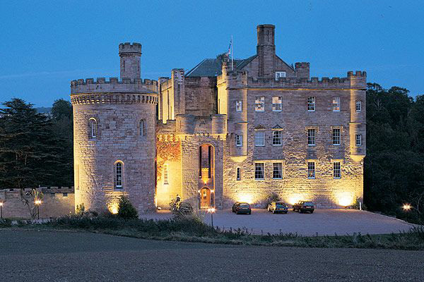 Dalhousie Castle, Scotland