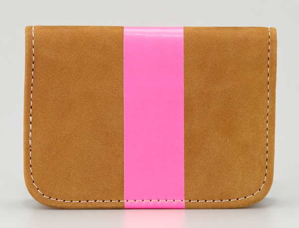 Clare Vivier leather card case