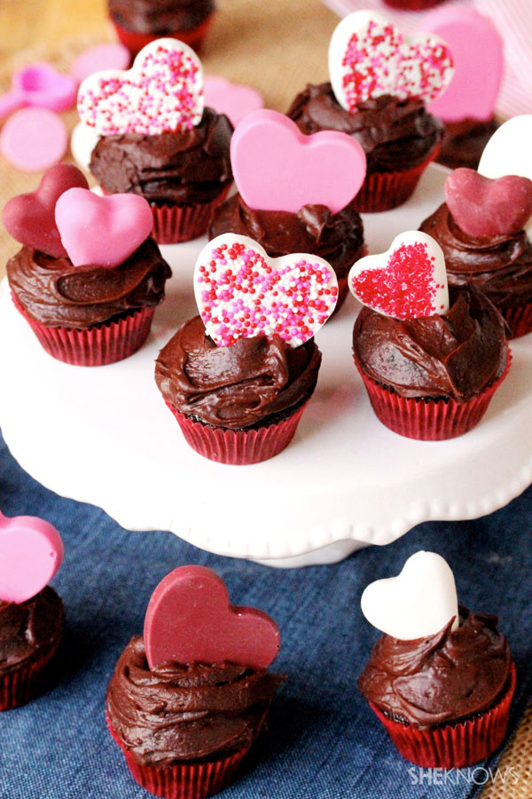Easy Cake Recipes Valentines Day