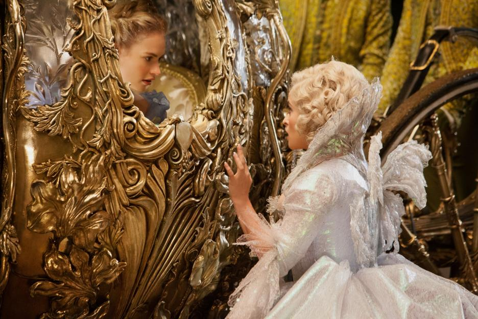 8 Bizarre Scenes From Grimms Original Cinderella You Wont See In The Movie