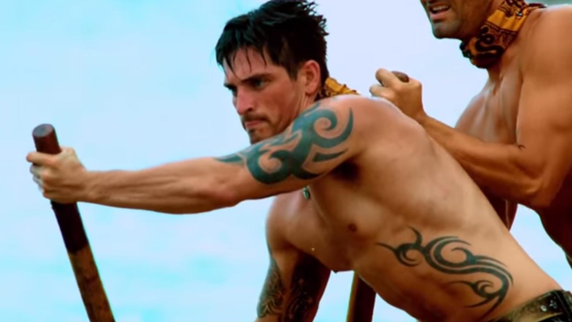 Caleb Reynolds on Survivor: Kaoh Rong