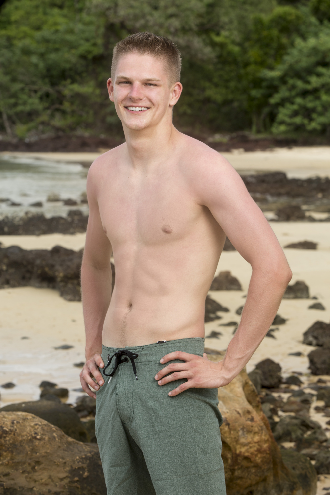 Spencer Bledsoe Survivor: Second Chance cast photo