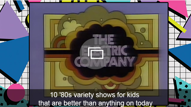 '80s kids shows slideshow