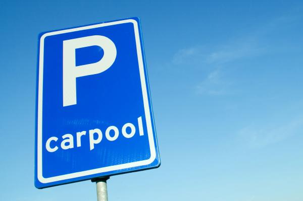 Carpool Sign