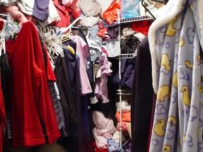 closet personality