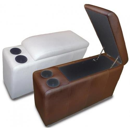 Sofa armrest with cup holder Loveseat with cup holders