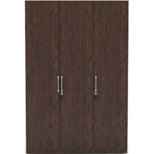 Wardrobes   Almirahs Price List in India 13 September 2018     20 off INTEX STYLES   NEWPORT THREE DOOR WARDROBE  WENGE COLORED