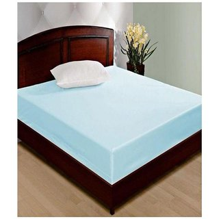 Shiv Kirpa Double Bed Waterproof Mattress Cover 72x72 Inch