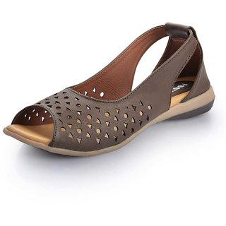 Footsoul Imara Women's Sandal ( Brown ) ( FSL-22-04 )