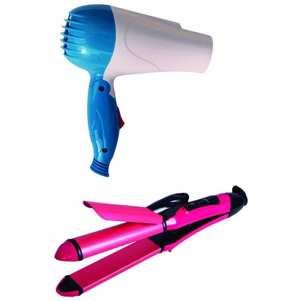 Hair Dryer Straightener And Curler New Panasonic Eh Ka81