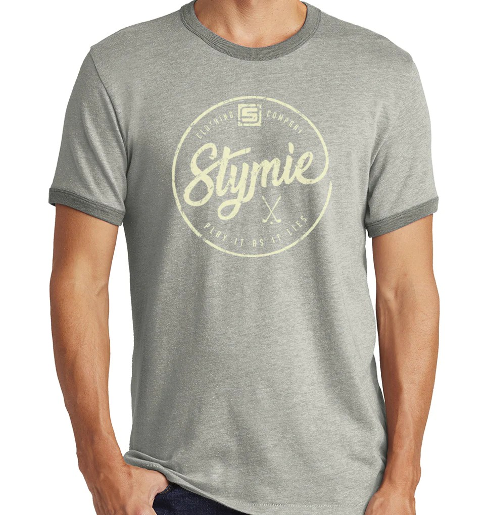 Stymie Play It As It Lies Vintage Ringer T Shirt 5050