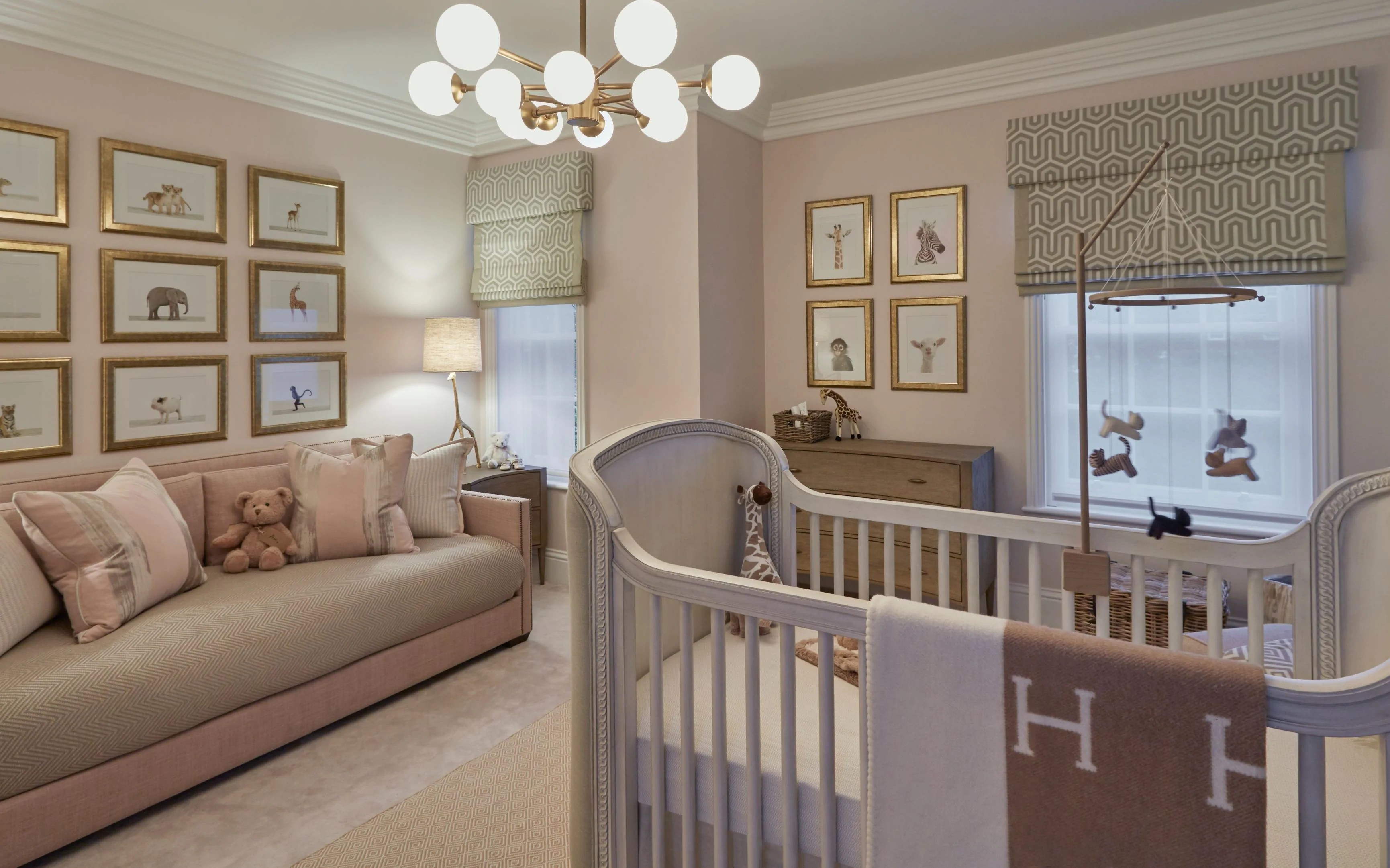 Baby Room Ideas How To Decorate Your Nursery Luxdeco Com