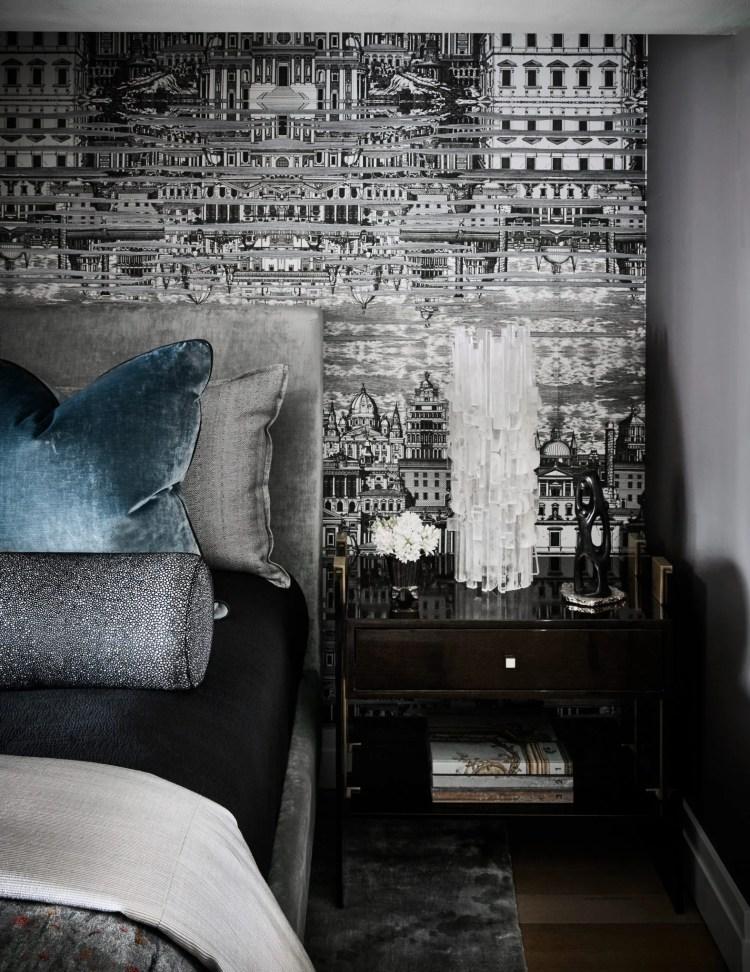 Black Bedroom Ideas Decorating Dark Bedrooms Luxdeco