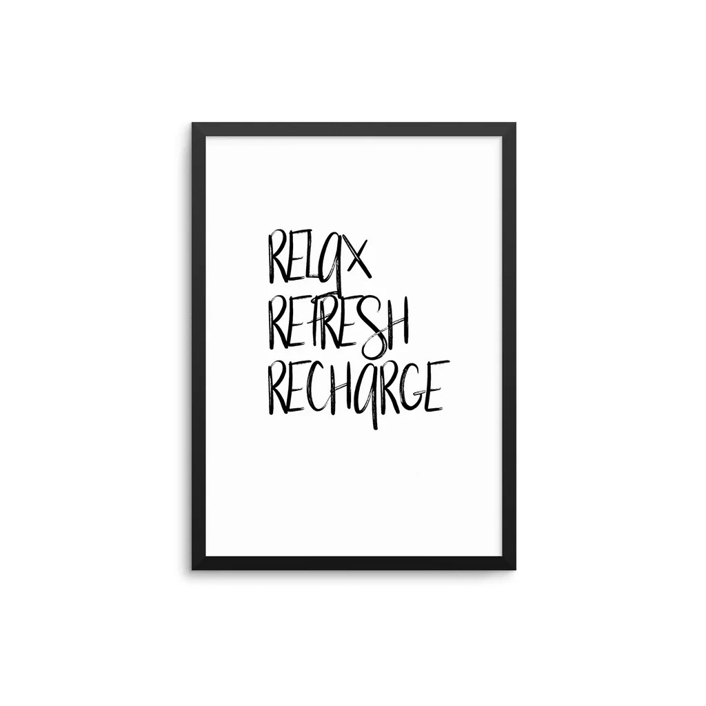 Image result for relax refresh recharge photo