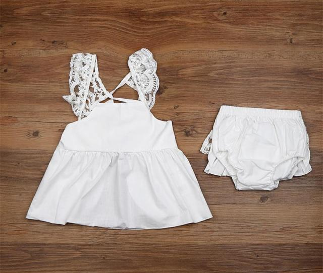 Tanguoant Hot Sale Summer Girls Clothes Baby Wedding Suits Princess Ch Beal Daily Deals For Moms