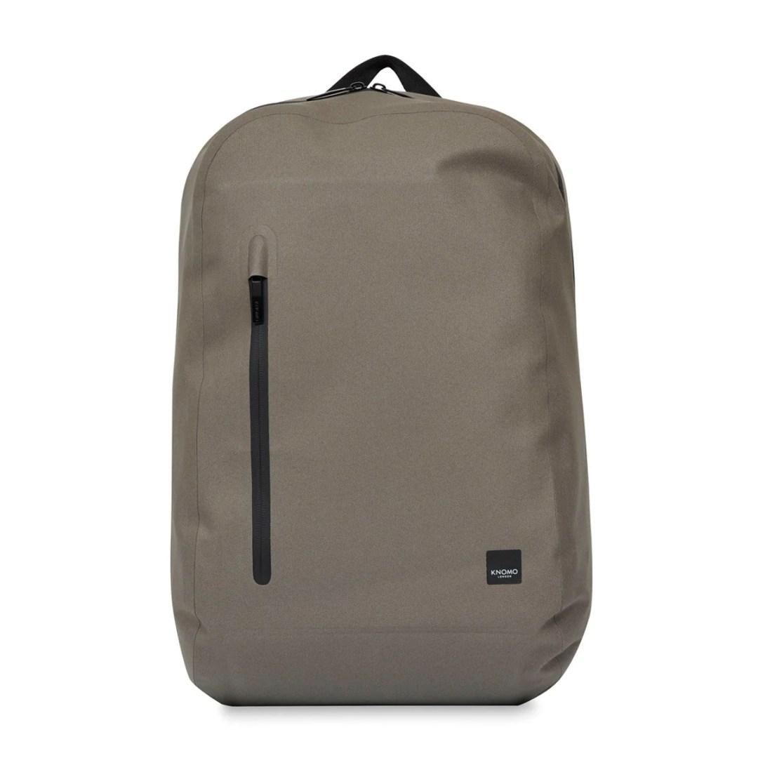2b2d2d5f4c20 KNOMO Khaki Harpsden Water Resistant Laptop Backpack 14″ KNOMO® – Knomo –   89.00