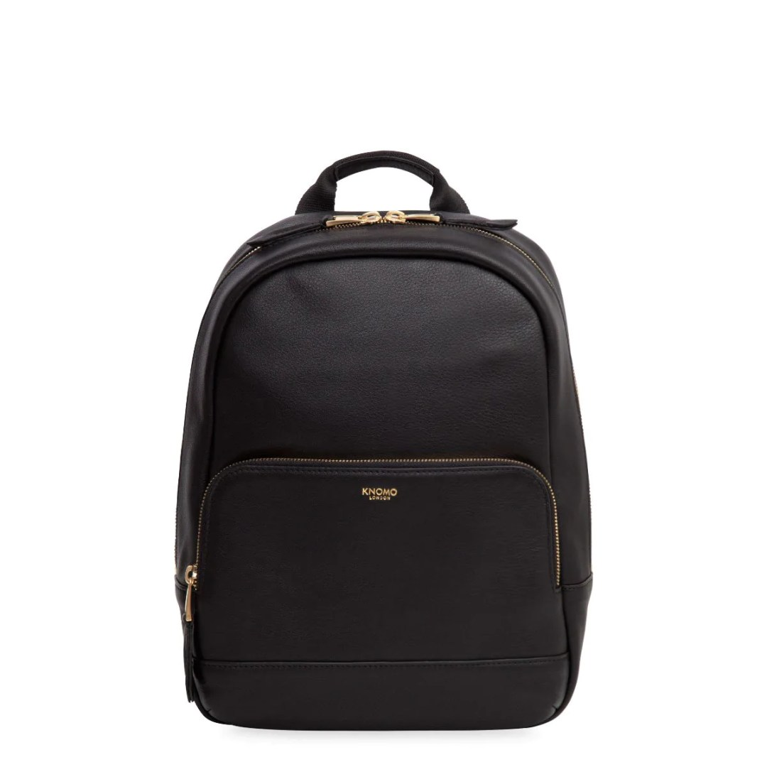 5361de19b14b KNOMO Black Harewood Laptop Tote Backpack – 15″ KNOMO® – Knomo – $199.00