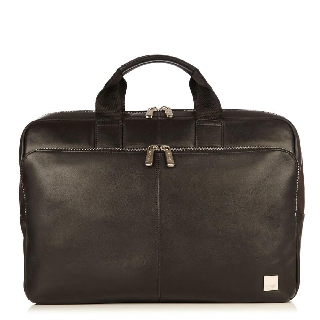 8708f9de0794 KNOMO Black Burlington Wheeled Travel Laptop Bag – 15″ KNOMO® – Knomo –   349.00