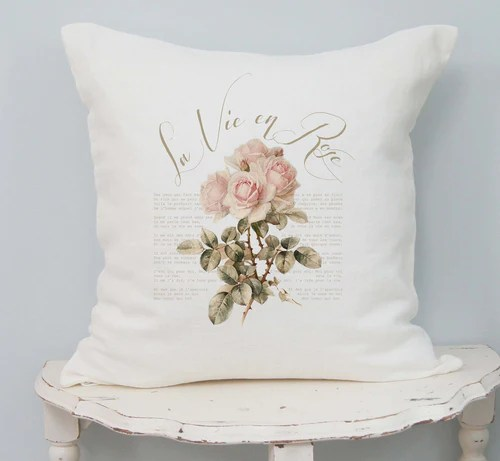 french country pillow covers le lis home