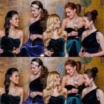 Mismatched Green And Royal Blue Long Cheap Velvet Bridesmaid Dresses Oktypes