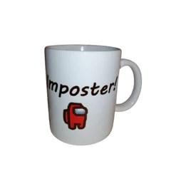 Among Us Impostor Mug By retrosheep.com