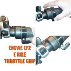ENGWE EP2 E Bike Push Throttle Grip Mod Fits Most EBikes #Ebikes #EbikeMods