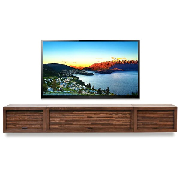 Wall Mounted Floating TV Stand Entertainment Center ECO