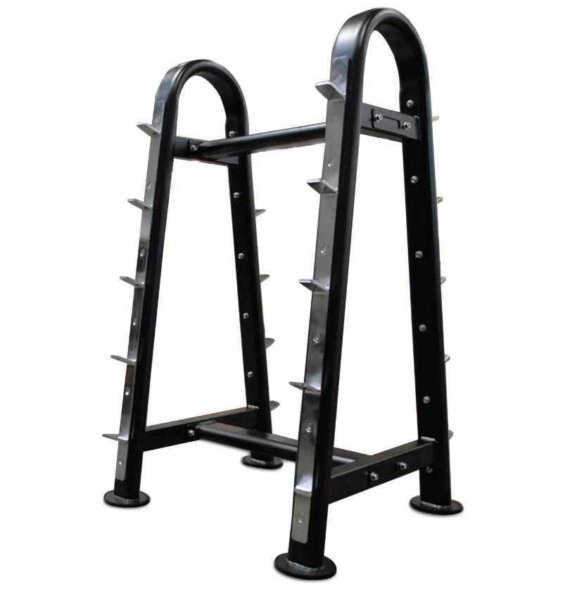 10 bar curl bar rack pl7336