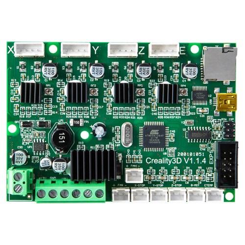 Creality3D Standard Version 1.1.4 Mainboard for Ender-3/Ender-3 Pro/En –  Creality 3D
