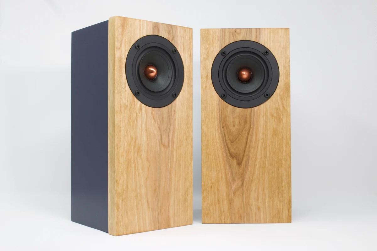 Mini Tower Speakers | DIY Build Kit – KMA Speaker Kits