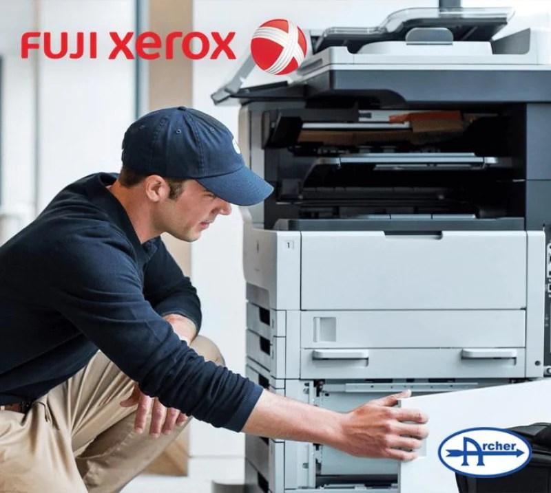 ADHOC Repair - Fuji Xerox Photocopier / Printer – archercopier