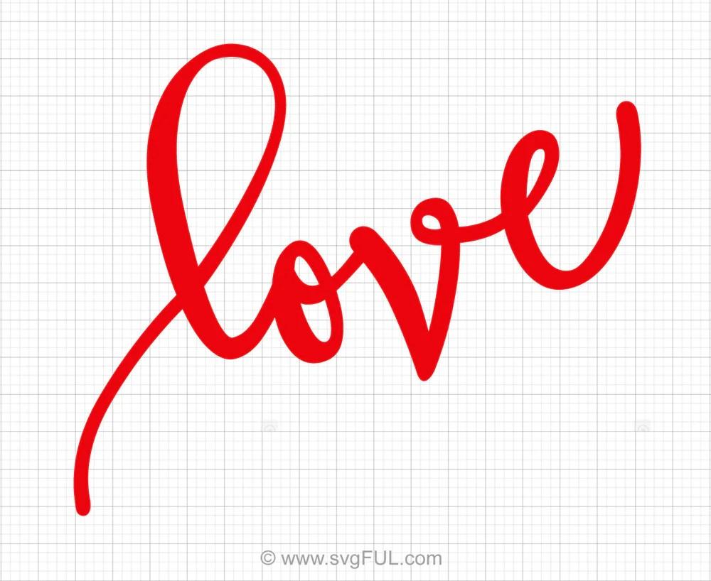 Download Love Svg Saying - svgFUL