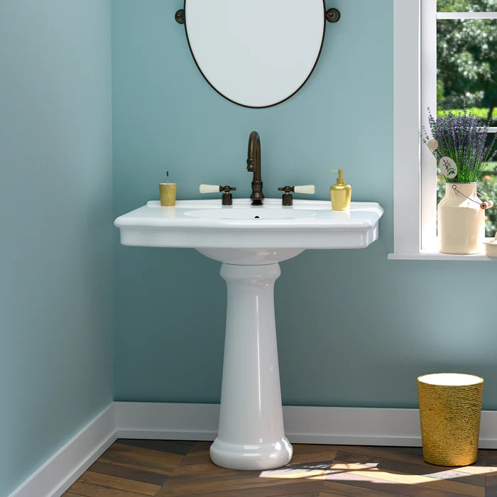 anders pedestal lavatory barclay products limited