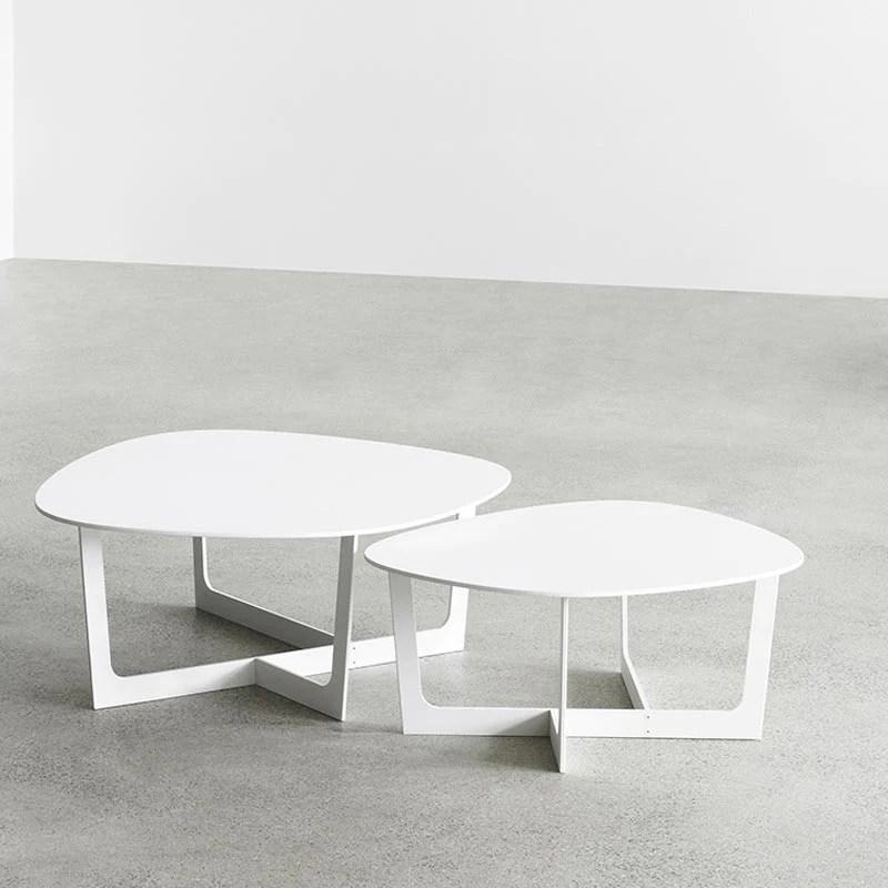 erik jorgensen insula danish design coffee table