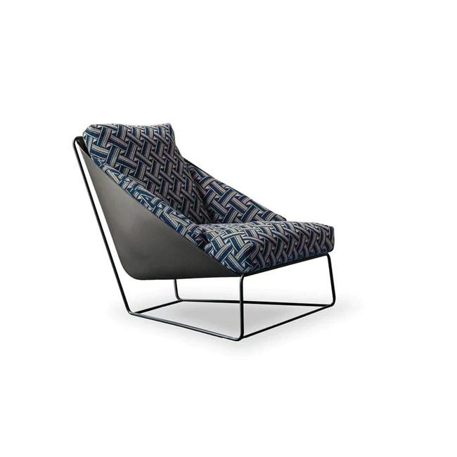 bonaldo alfie indoor chaise lounge chair