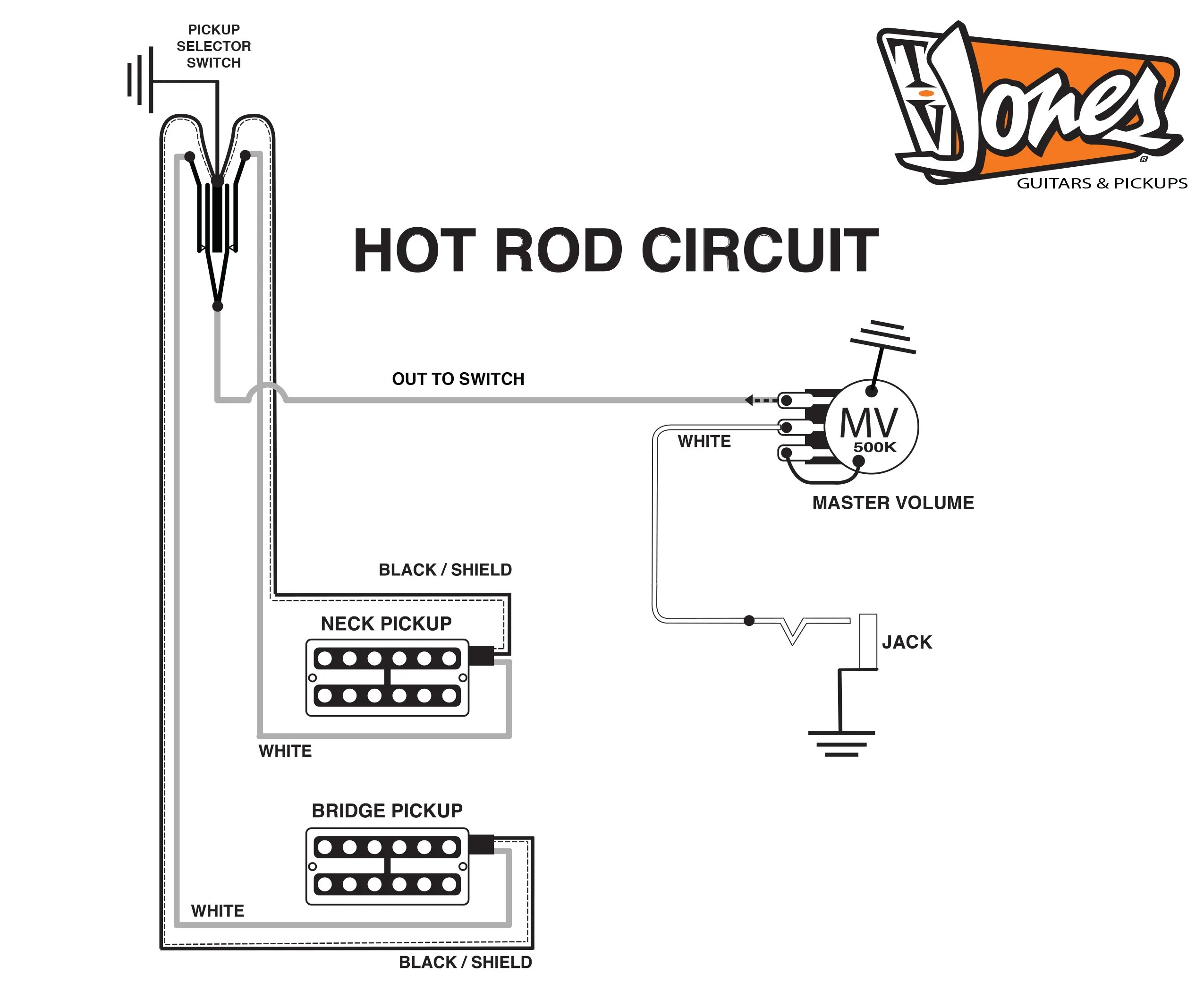 Mud switch broke; convert to hot rod wiring? : The