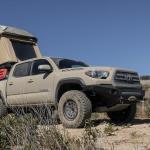 Body Armor 4x4 Overland Bed Rack Toyota Tacoma 2016 2020 Truck Brigade